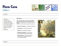 Bachblüten Grosshandel Flora Cura